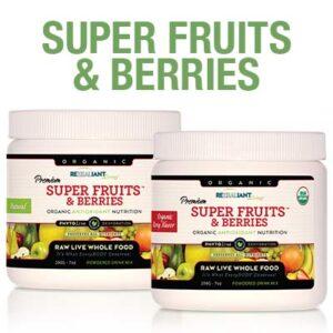 Super Fruits & Berries