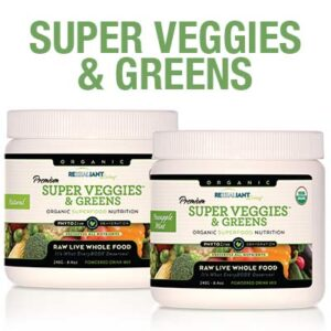 Super Veggies & Greens